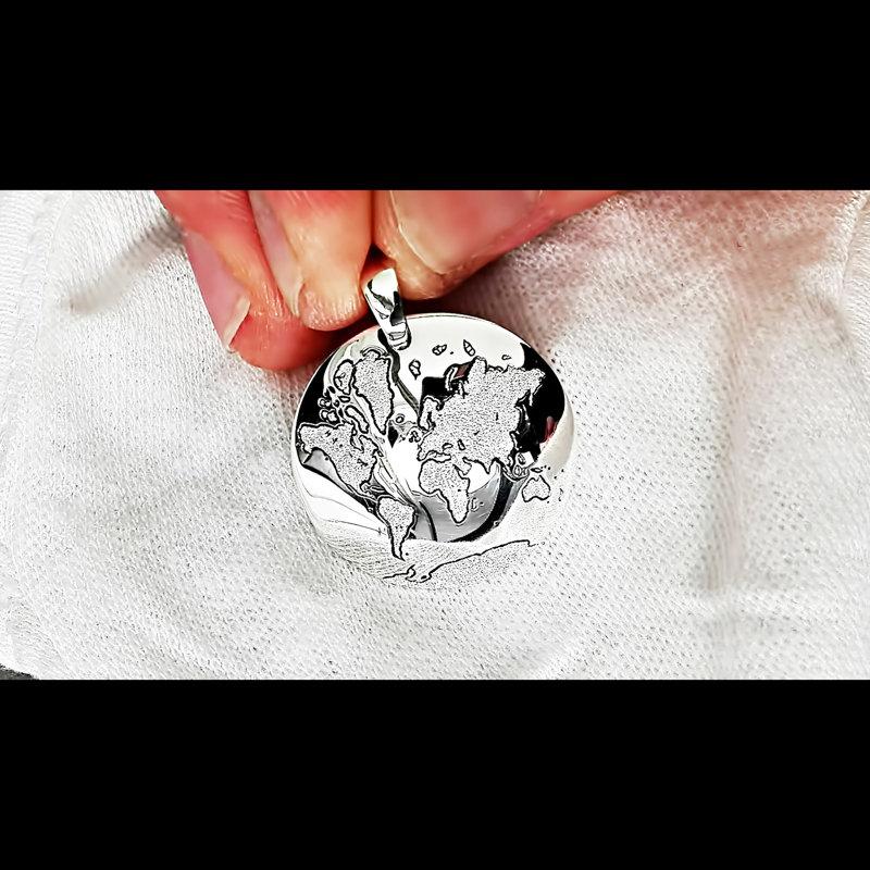 Kulons zemeslode, veiksmes talismans ceļotājam, absolventam